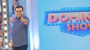 Domingo Show dia 28/08/2016 - Domingo